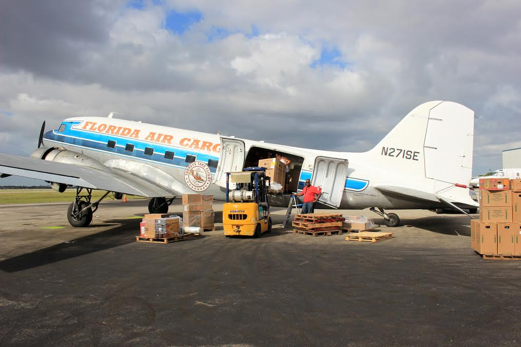 air cargo companies in Miami
