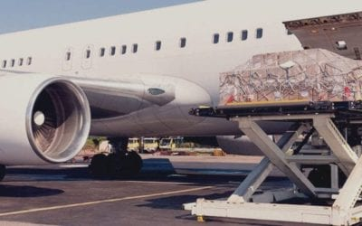 Airfreight into the Bahamas